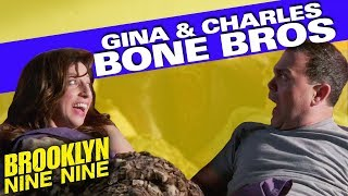 Gina and Charles: Bone Bros | Brooklyn Nine-Nine