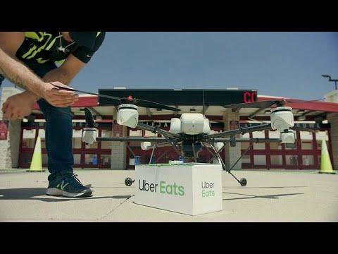 فيديو.. صناديق طعام ستحلق فوق رؤوسنا بفضل -أوبر إيتس-  - نشر قبل 2 ساعة