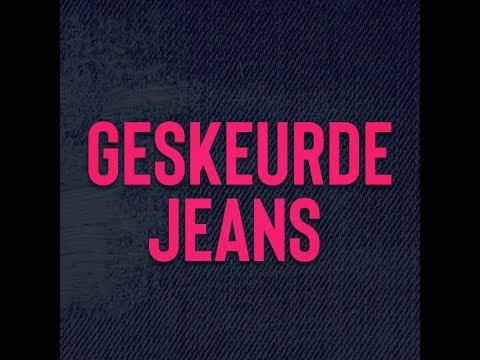 Francois van Coke - Geskeurde Jeans