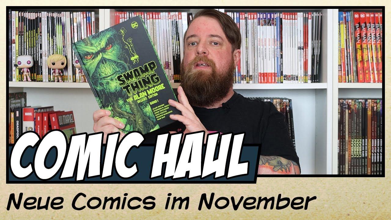 Download Comic Haul November 2020 - meine neuen Comics | Deutsch