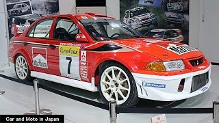 Mitsubishi Lancer Evolution  2001 WRC #7