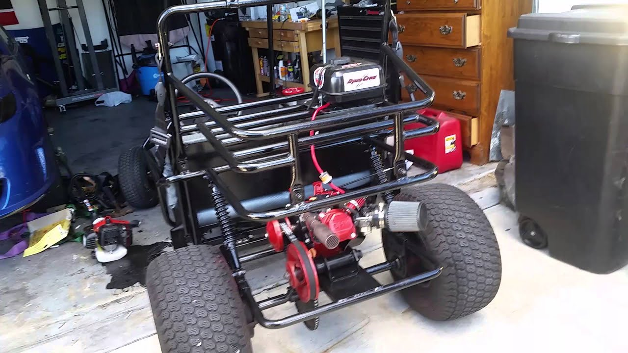 Yurf Dog Go Kart - Year of Clean Water
