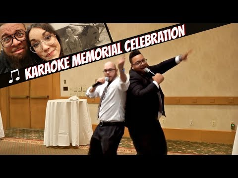 KARAOKE MEMORIAL CELEBRATION IN ARIZONA