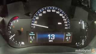 2015 Cadillac ATS 0-60 MPH Test Video - Turbocharged 2.0 Liter 4-Cylinder