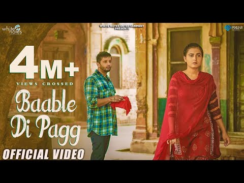 Baable Di Pagg | Full Song | Ahen Ft | White Notes Entertainment