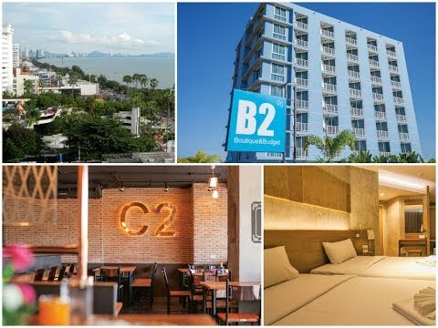 Cheap Hotels in Pattaya: B2 Jomtien Pattaya Boutique & Budget Hotel