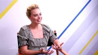 Margot Robbie talks I, Tonya
