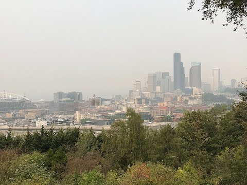 Health effects of air pollution on bad air quality days