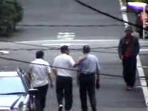 chinese mafia in japan