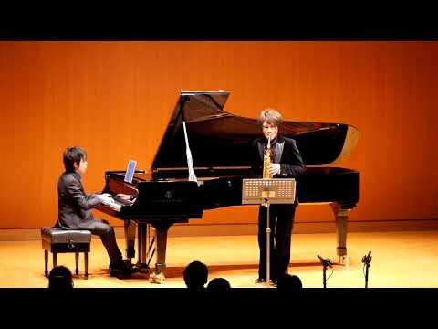 清水大輔 SONATA for AltoSaxophone Daisuke Shimizu / plays Yo Matsushita