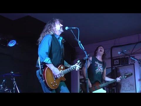 Warner E. Hodges - Branded Man - 2018-10-11 Backstage At The Green, Kinross (2 Of 12)