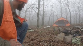 Mountain Camping Trip / Hunтing on the Mountain / Exploring the Ouachita Mountains / Part 2