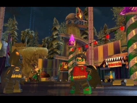 Lego Batman 2 All Dlc Characters Hero Villain Character Packs Youtube