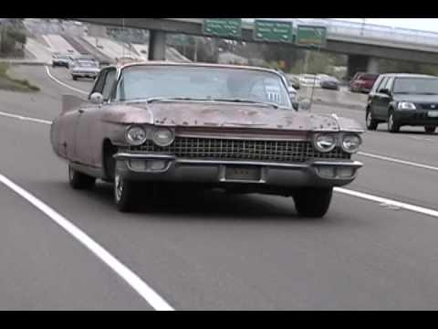 1960 Cadillac Eldorado Barn Find