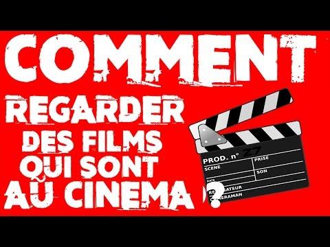 COMMENT REGARDER DES FILMS QUI SONT AU CINEMA GRATUITEMENT ?