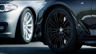 New 2017 BMW 5 Series (G30) M Sport Teaser
