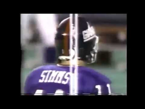1990 Week 1 Eagles at NY Giants clip1