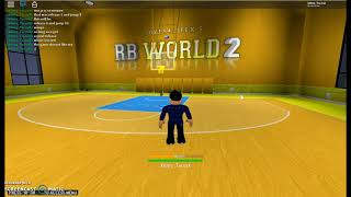 ROBLOX | RB Welt 2 | 2 Nass Custom Jumpshots??