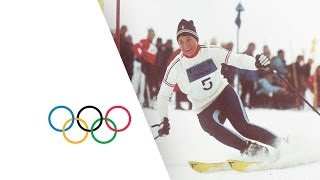 Marielle Goitschel Becomes A Skiing Icon - Grenoble 1968 Winter Olympics