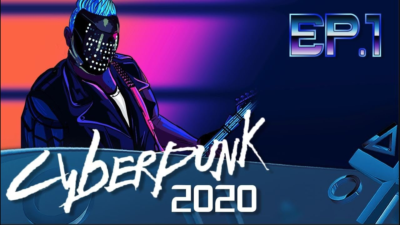 Let's Play Cyberpunk 2020: Episode 1 - A Night To Remember