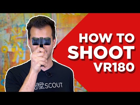 How To Shoot VR180 - Tutorial & Camera Series