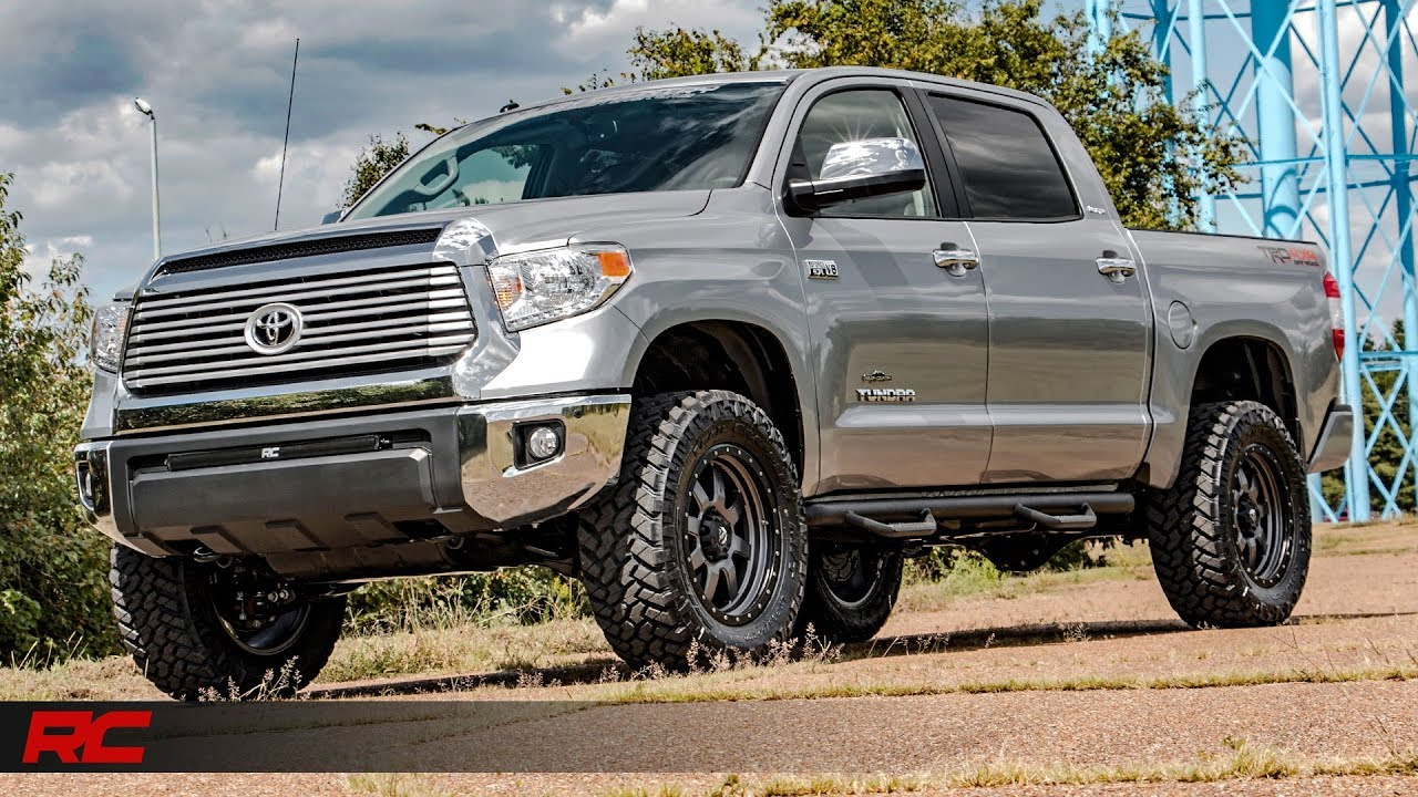 2017 Toyota Tundra TRD 4x4 Off Road Rough Country Off-Road ...