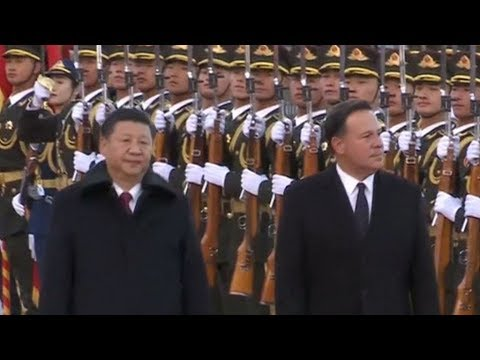 Varela becomes first Panamanian president to make state visit to China