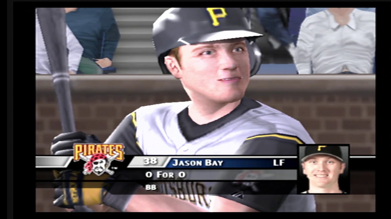 Download MVP Baseball 2005 Pirates Legends vs Cubs Legends Gameplay
