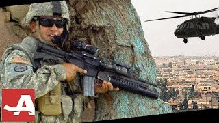 Soldier Braves Gunfire in Attempt to Save Friend | The Battle of Tal Afar | AARP