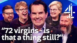 Jimmy Carr's FUNNIEST Moments on The Last Leg!