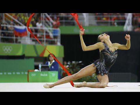 MAMUN Margarita (Маргарита Мамун) (RUS) - Ribbon AA Final - Rio 2016 Олимпийские игры