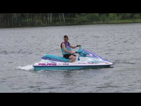 1995 Polaris SLT750 SLT 750 PWC Jet Ski For Sale YouTube