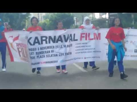 Apresiasi Film Indonesia,  @Senayan, 03112013 Travel Video
