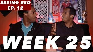 Seeing Red - Arsene Wenger To Retire!  - Episode 12