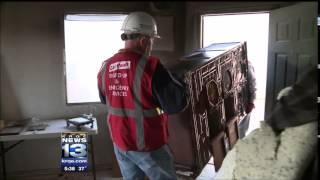 Paul Davis Donates Fire Restoration to Albuquerque Woman in Need