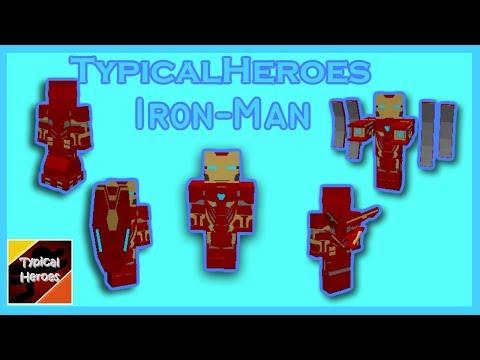 TypicalHeroes Mod Teaser #2 | Iron-Man