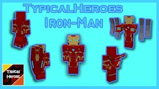 TypicalHeroes Mod Teaser #2 | Iron-Man