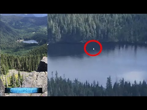 USOs Turn INTO UFOs Over  [Twin Lake Washington] Father Daughter UFO Encounter! 9/7/2016
