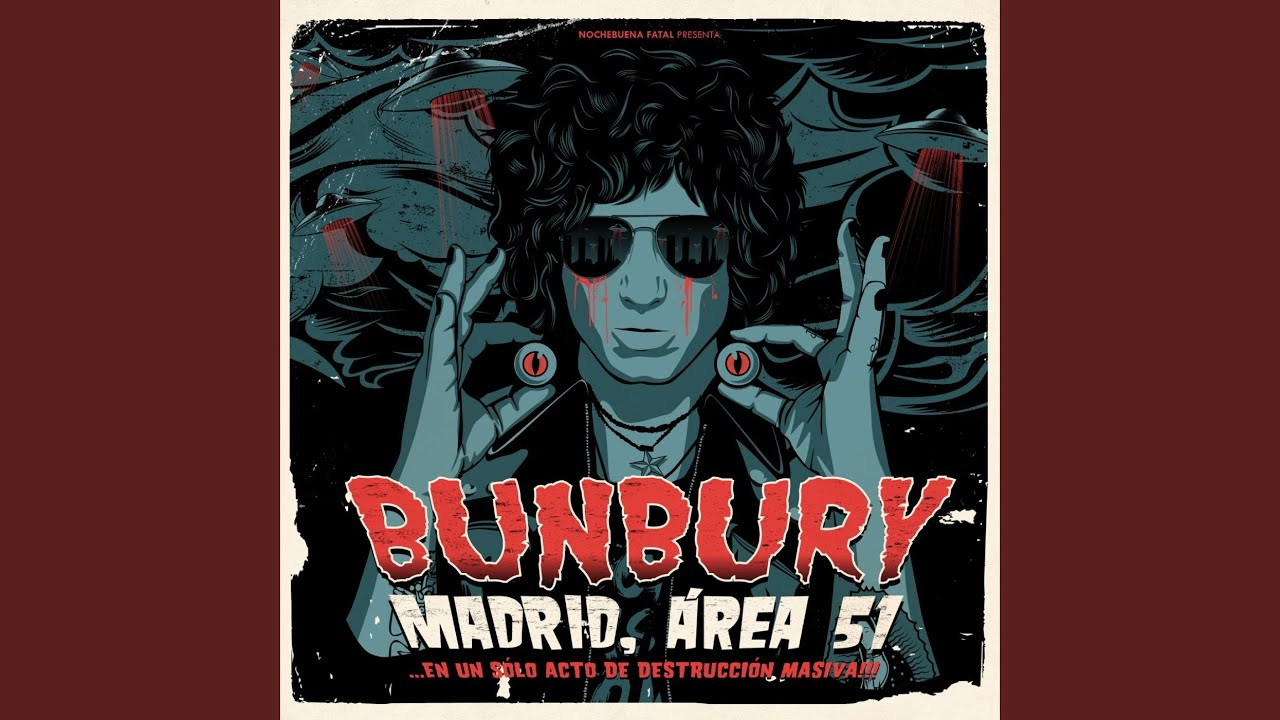 De Todo El Mundo Directo Madrid   Bunbury   Shazam