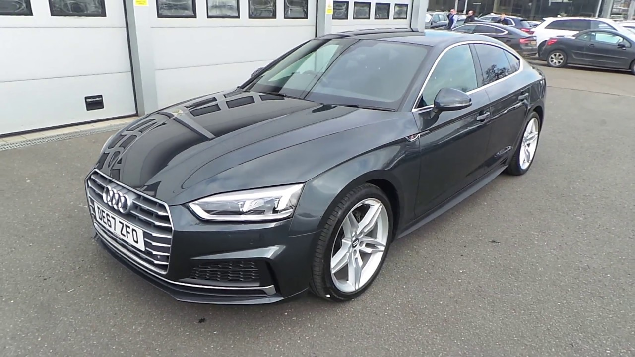 Audi A5 Sportback S line 2.0 TDI 150 PS 6-speed for sale ...