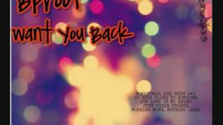Download Want You Back. MP3 song and Music Video