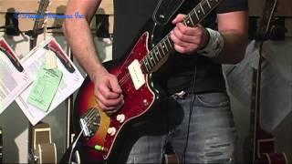 A PEEK BEHIND THE CURTAIN!!! 1962 Fender Jazzmaster 01103.mov