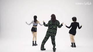 王霏霏 Wang Feifei (ex Miss A 미쓰에이) dancing CATALLENA 까탈레나 by O…