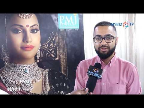 PMJ Jewels @ PANACHE The Luxury Expo in Hitex Hyderabad | Aditya