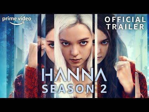 She's Back   Hanna Season 2   Official Trailer   Prime Video
