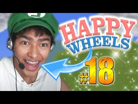 CAMBIO DE LOOK !! - Happy Wheels: Episodio 18 | Fernanfloo