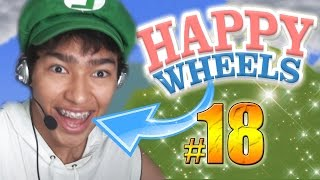 CAMBIO DE LOOK !! - Happy Wheels: Episodio 18 | Fernanfloo