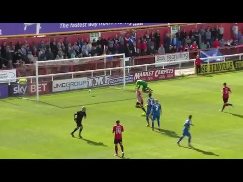 Every Exeter City Goal Of The Campaign - 2015/16 | Exeter ...