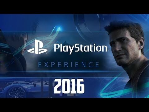 Playstation Experience 2016 Press Conference PSX 2016 Horizon Zero Dawn Last of Us 2 Gameplay