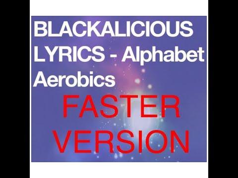 Alphabet aerobics- blackalicious  (fast version)